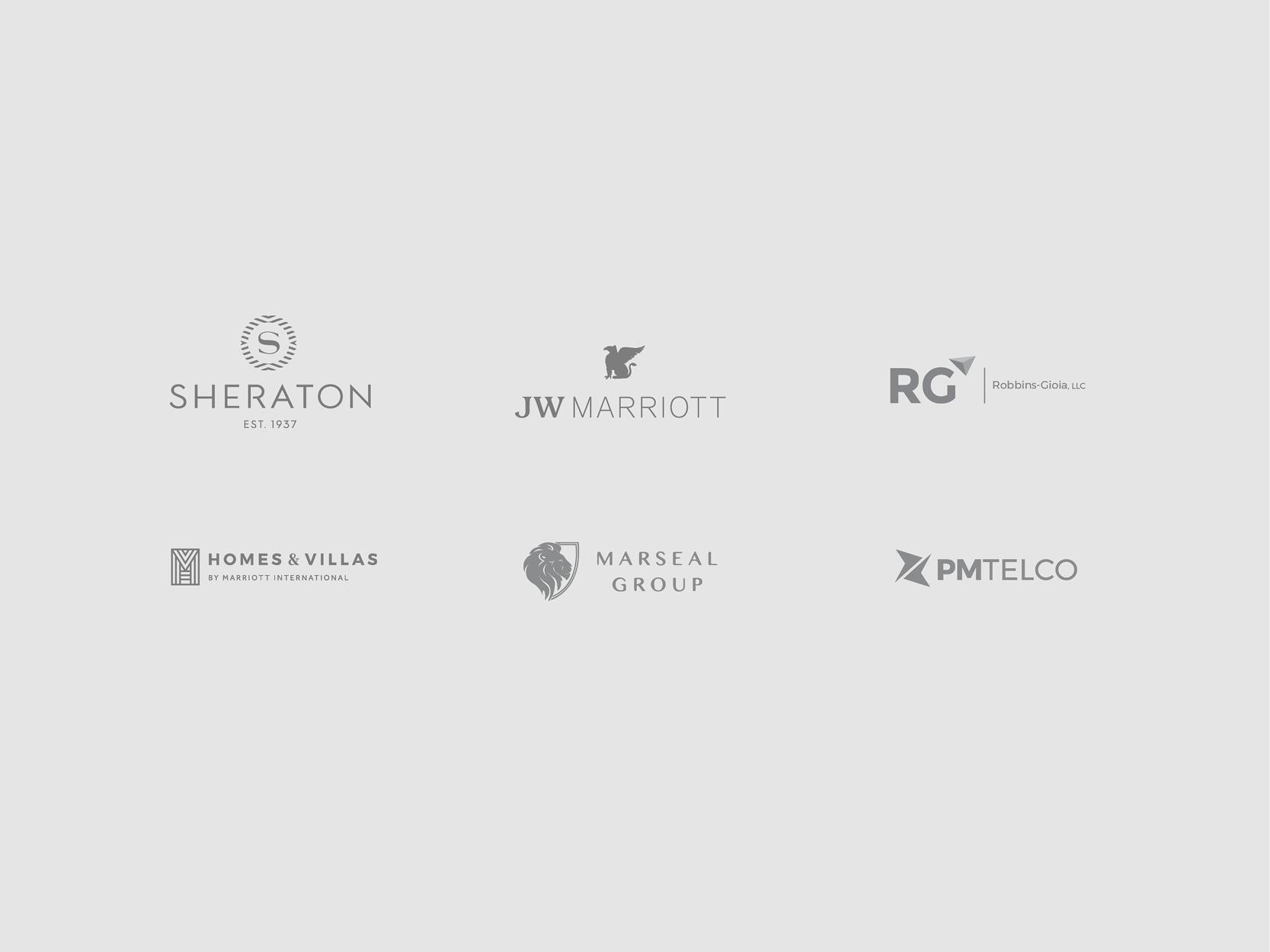 Logos Closeup
